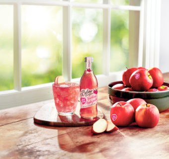 Pink Lady®'s New Sparkling Apple Juice