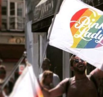 Celebrating PRIDE, the Pink Lady® way