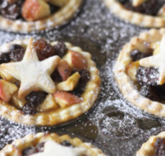 Christmas Recipes with Apples