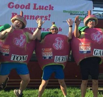 Pink Lady® runners cross the line for Dandelion Time