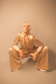 Win tickets to an exclusive Self Esteem gig with Pink Lady<sup>®</sup>