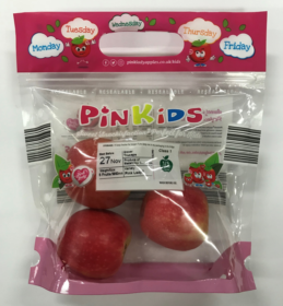 PinKids® apples 5