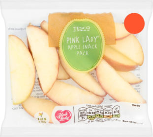 Pink Lady® apple snack pack 80g